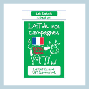 SLVA-Terralacta-Lait-de-nos-campagnes-UHT-ecreme-paille-skimmed-milk-straw-20-cl-FRANCE